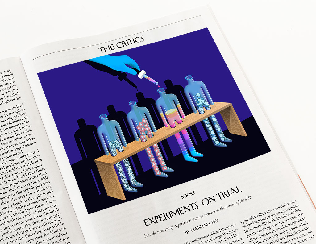 The New Yorker - Experiments on trial - Glandien
